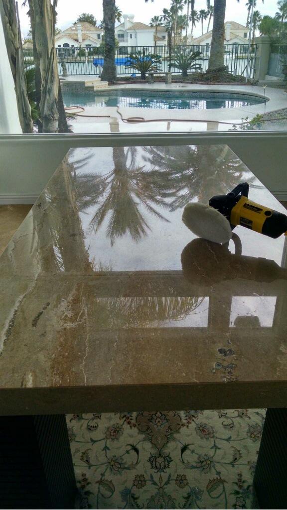 Floor Restoring
