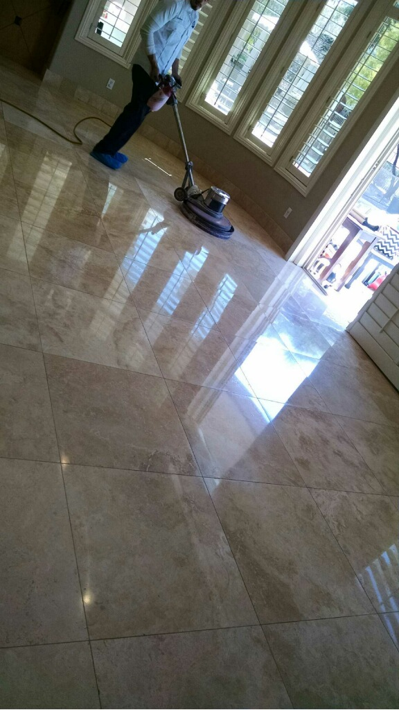 Tile Polishing Las Vegas