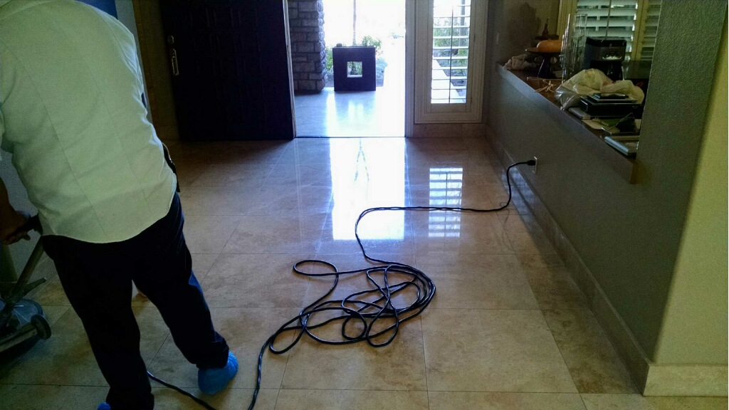 Porcelain Tile Refinishing Las Vegas