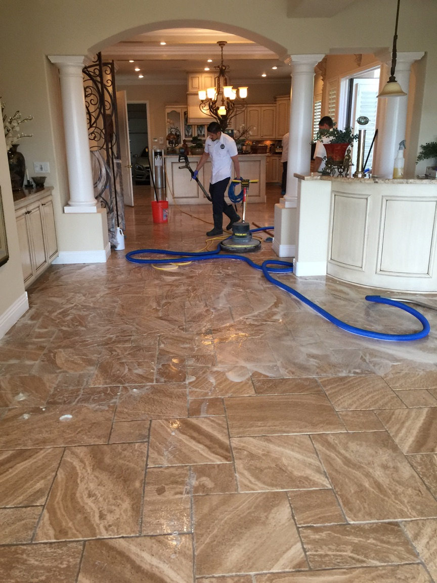 Porcelain Tile Sealing LV