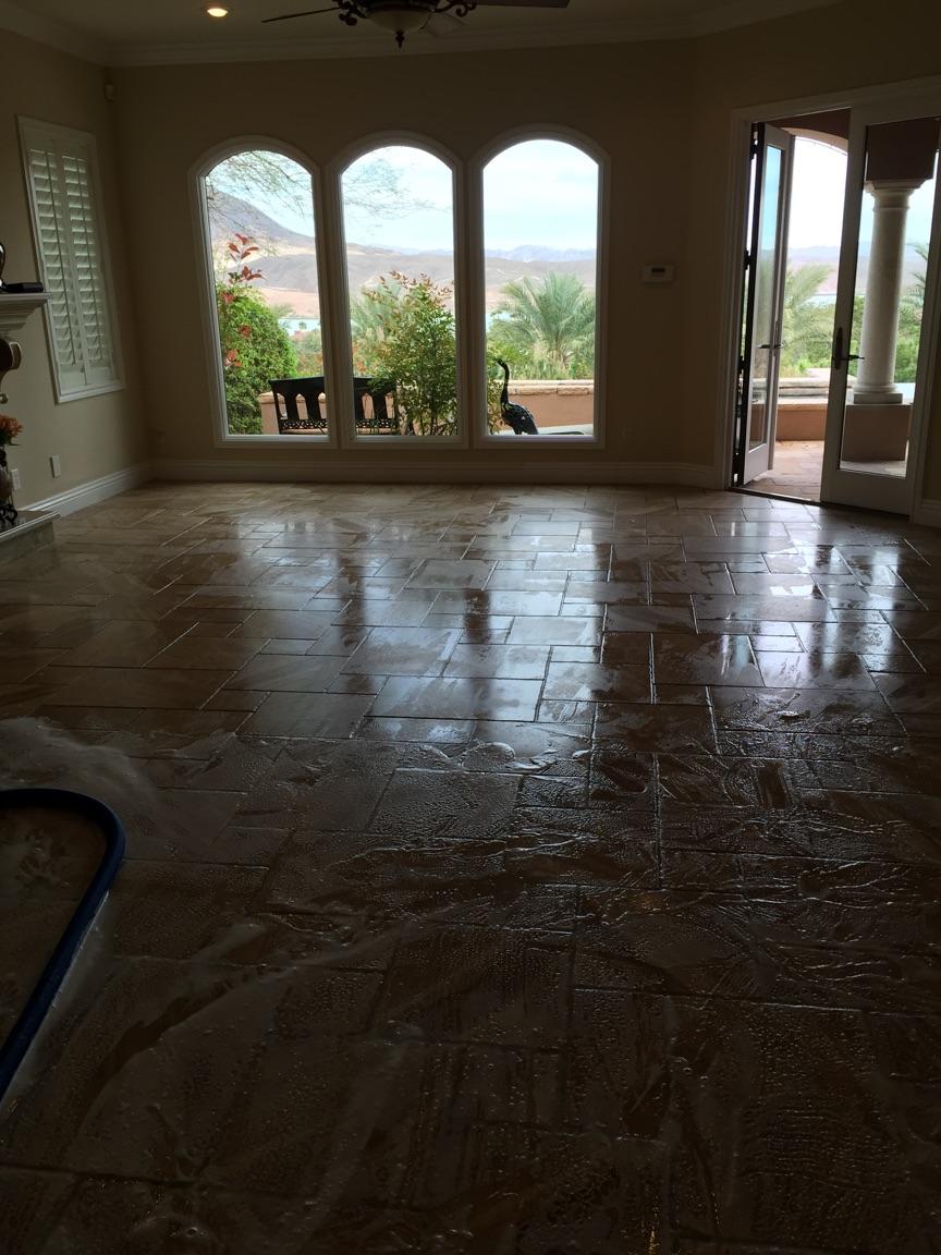 Floor Restoring LV