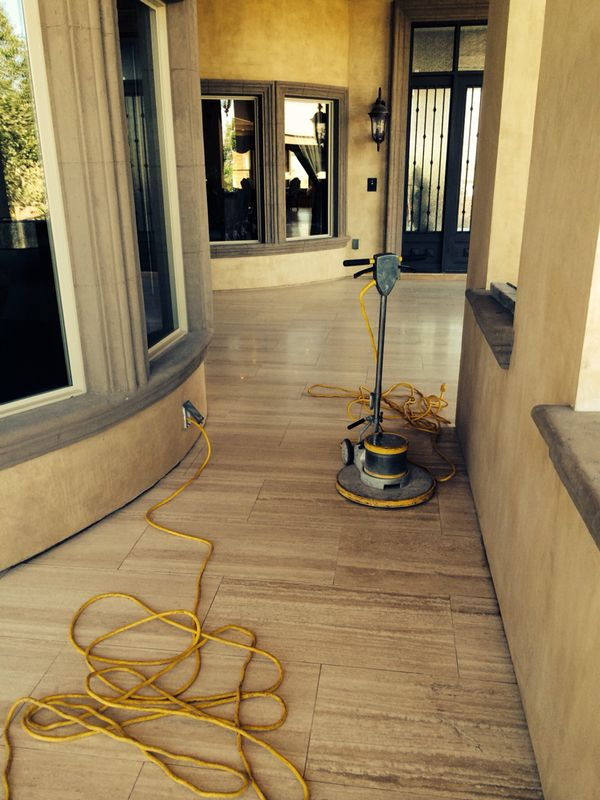 Hard Floor Sealing Las Vegas
