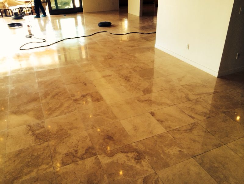 Kitchen Floor Honing Las Vegas