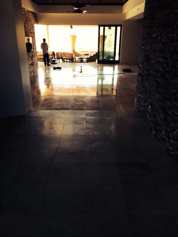Bathroom Floor Refinishing Las Vegas