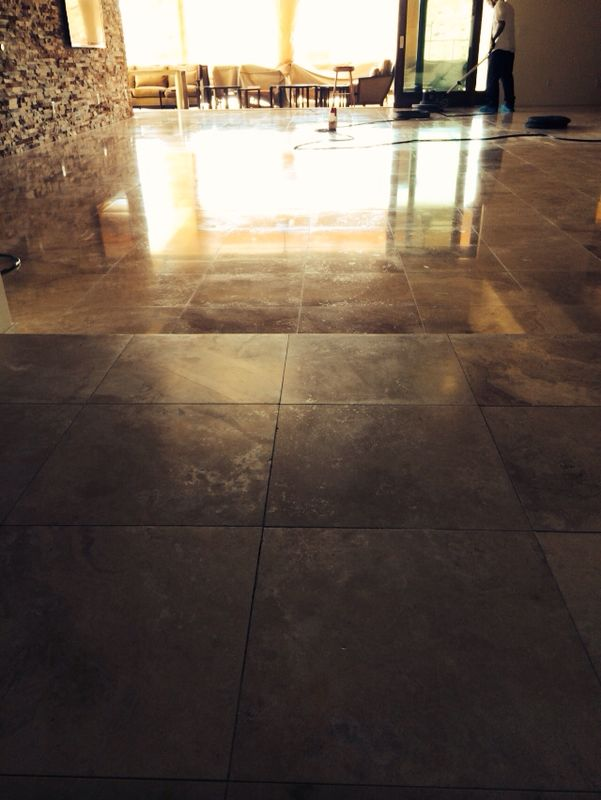 Porcelain Tile Sealing Las Vegas NV