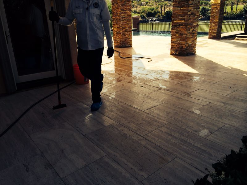 Natural Stone Refinishing Las Vegas NV