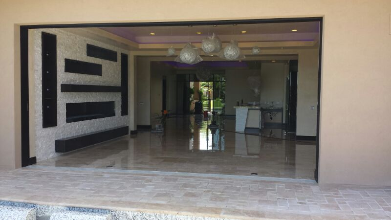 Travertine Refinishing Las Vegas NV