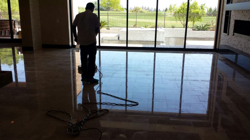 Travertine Restoring Las Vegas NV