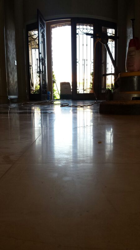 Granite Polishing Las Vegas NV