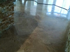 Travertine Restoring