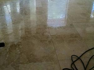 Kitchen Floor Sealing