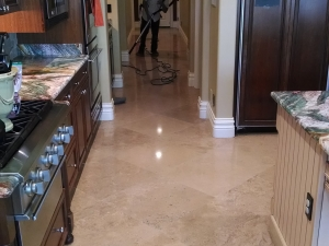 Kitchen Floor Polishing Las Vegas
