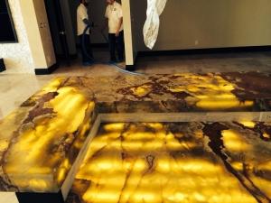 Travertine Restoration Las Vegas NV