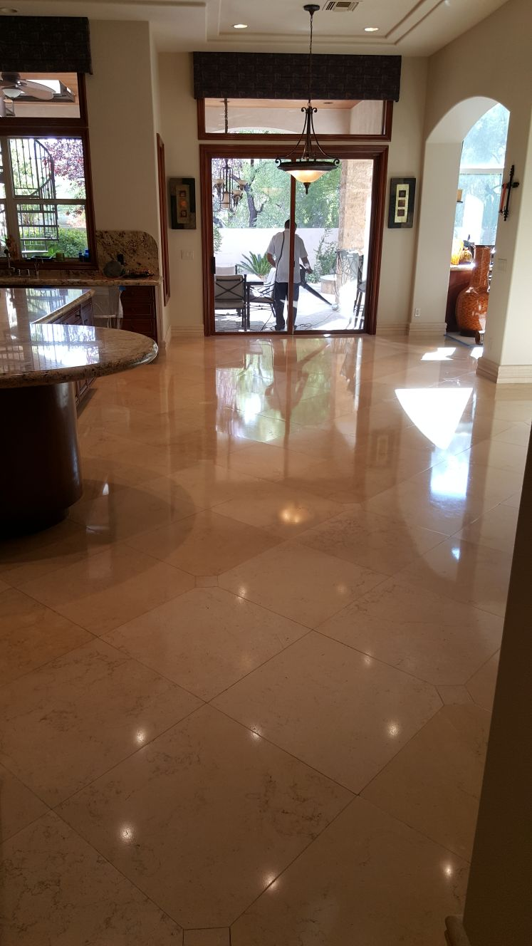 Las Vegas Floor Restoration | Las Vegas, NV Natural Stone ...